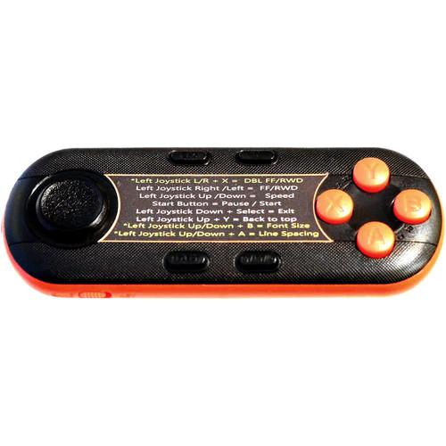 Telmax OnCue Bluetooth Prompter Remote
