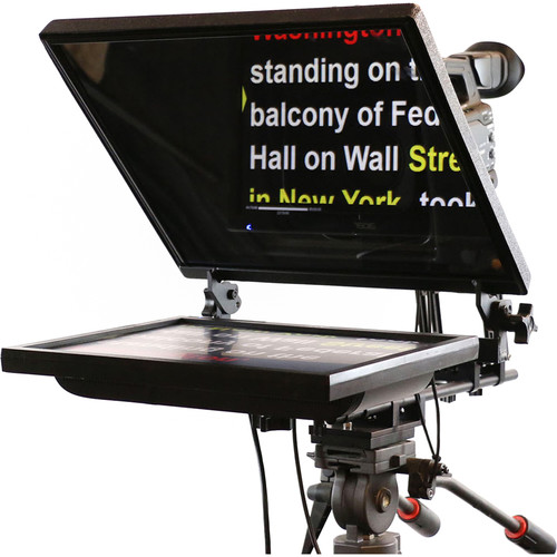 "Telmax Triton II T2-17 Teleprompter System with 17"" LCD Monitor"