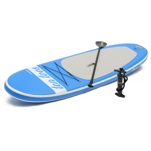 Ten Toes Board Emporium Weekender 10' Inflatable Stand-Up Paddleboard (Blue)