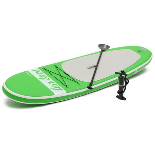 Ten Toes Board Emporium Weekender 10' Inflatable Stand-Up Paddleboard (Green)