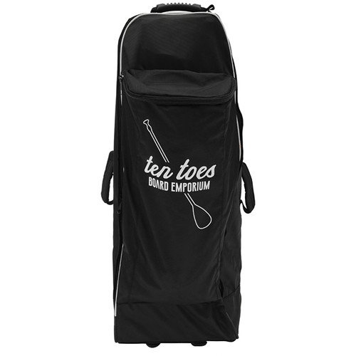 Ten Toes Board Emporium theNOMAD iSUP Roller Bag (Black)