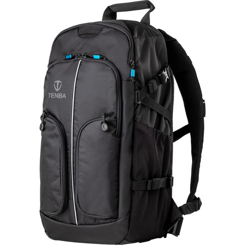 Tenba Shootout 16L DSLR Backpack (Black, 2018 Edition)