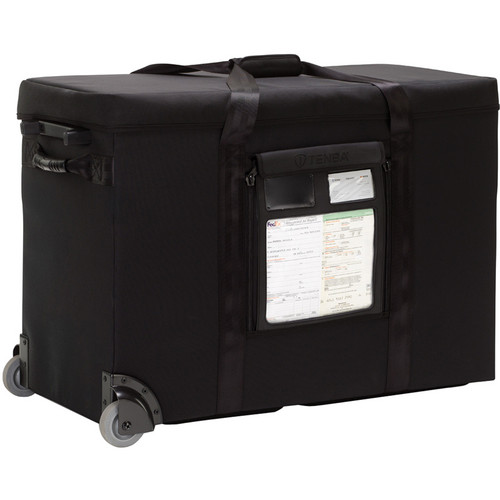 """Tenba Transport Air Case with Wheels for Eizo 27"""" Display"""