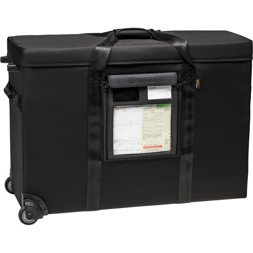 "Tenba Transport Air Case with Wheels for Eizo 31"" Display (Black)"