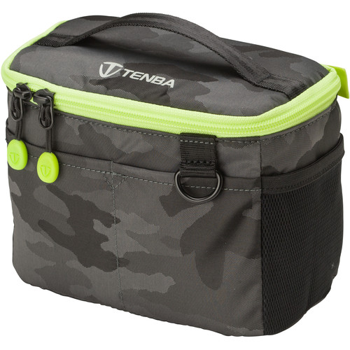 Tenba BYOB 7 Camera Insert Black/Lime