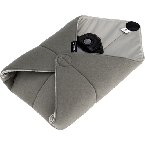 "Tenba Tools 16"" Protective Wrap (Gray)"