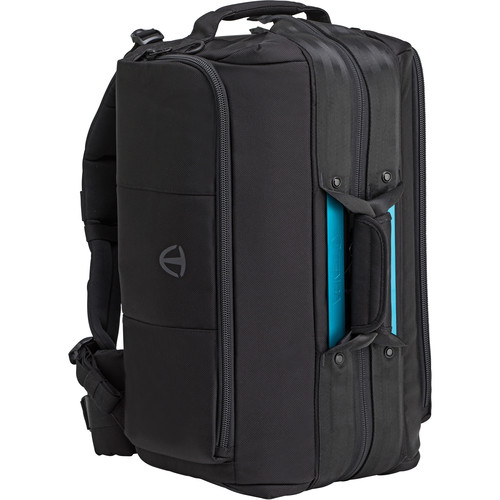 Tenba Cineluxe Video Backpack 21 (Black)