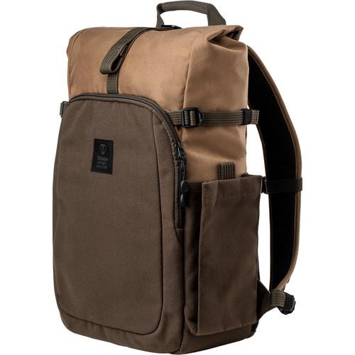 Tenba Fulton 14L Backpack (Tan and Olive)