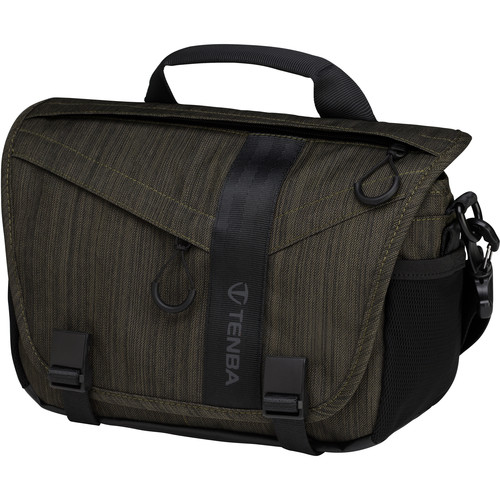 Tenba DNA 8 Messenger Bag (Olive)