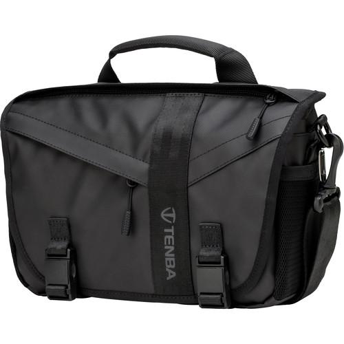 Tenba DNA 8 Messenger Bag (Black Special Edition)