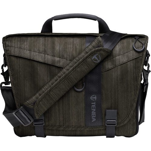 Tenba DNA 10 Messenger Bag (Olive)