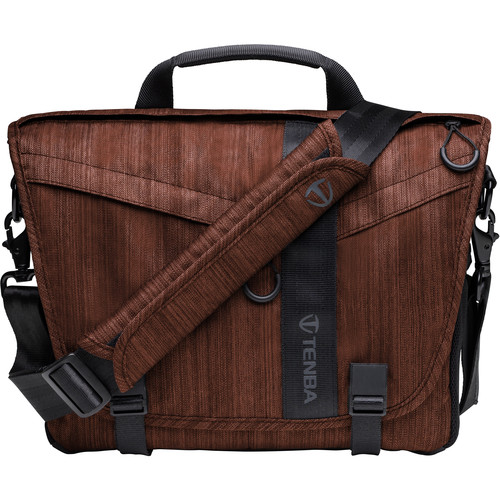 Tenba DNA 10 Messenger Bag (Dark Copper)