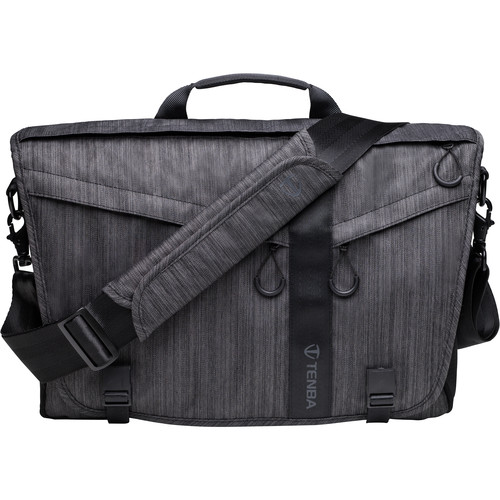 Tenba DNA 15 SlimMessenger Bag (Graphite)