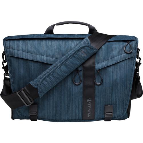 Tenba DNA 15 SlimMessenger Bag (Cobalt)