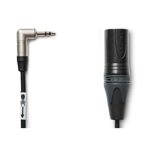 """Tentacle Sync Tentacle to 3-Pin XLR Cable (16"""")"""