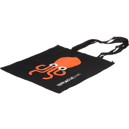 Tentacle Sync M02 Tentacle Tote Bag (Black)