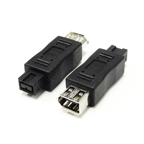 Tera Grand FireWire 9-Pin Male to FireWire 6-Pin Female 1394b Adapter