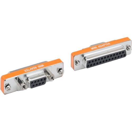 Tera Grand Mini AT Modem Adapter, DB9 Female To DB25 Female
