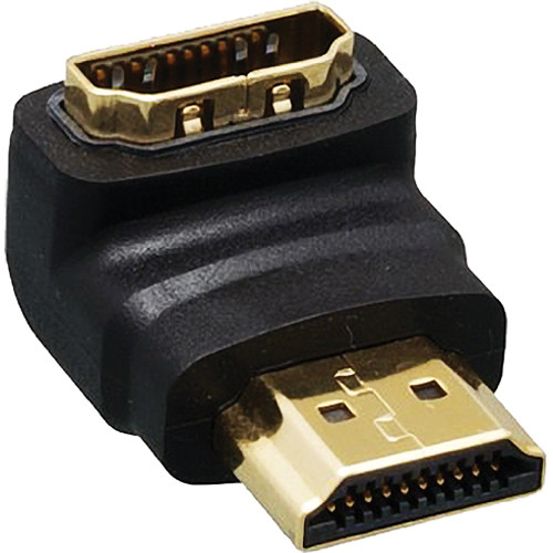 Tera Grand HDMI Male to HDMI Female 90° Adapter