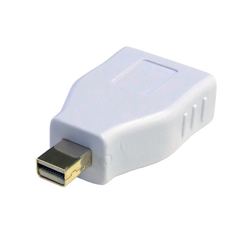 Tera Grand Mini DisplayPort Male to DisplayPort Female Adapter