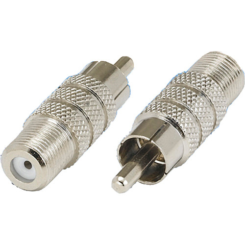 Tera Grand RCA Male to F-Type Female Adapter