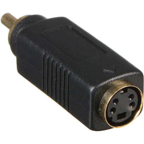 Tera Grand S-Video Female to RCA Male Adapter