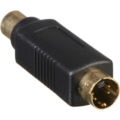 Tera Grand S-Video Male to RCA Female Adapter