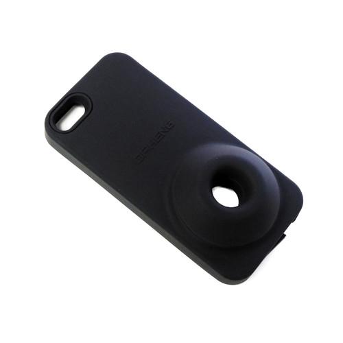 Tera Grand Sound Enhancer Case for iPhone 5/5s/SE (Black)