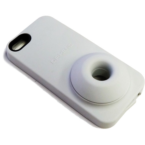 Tera Grand Sound Enhancer Case for iPhone 5/5s/SE (White)