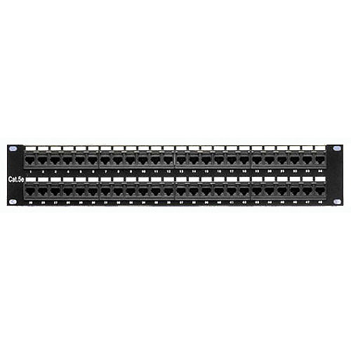 Tera Grand 48-Port Cat 5e Patch Panel