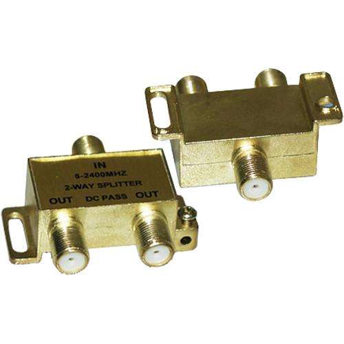 Tera Grand 2-Way F-Type Coax Cable Splitter