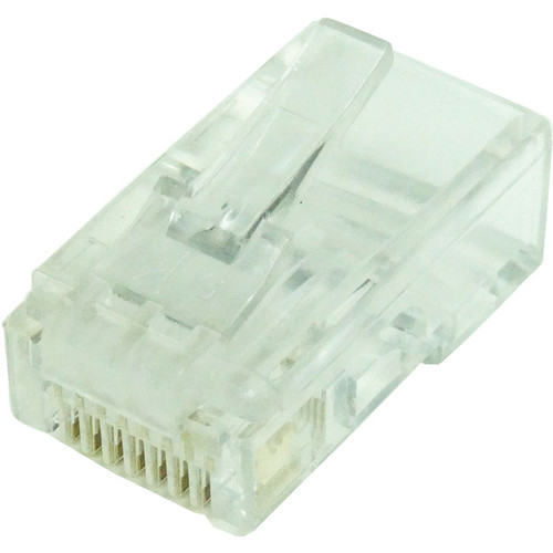 Tera Grand CAT5 50u Solid Wire Modular Plug (Pack of 100)