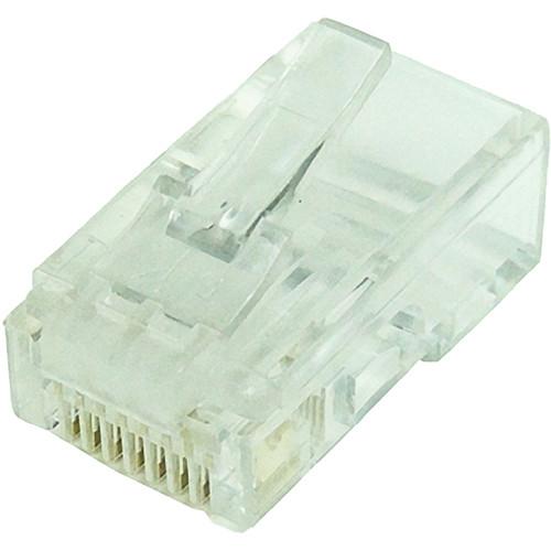 Tera Grand CAT6 50µ Modular Plug (10-Piece Pack)