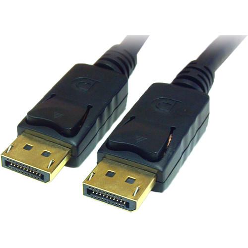 Tera Grand Displayport Male To Male Cable, 3'