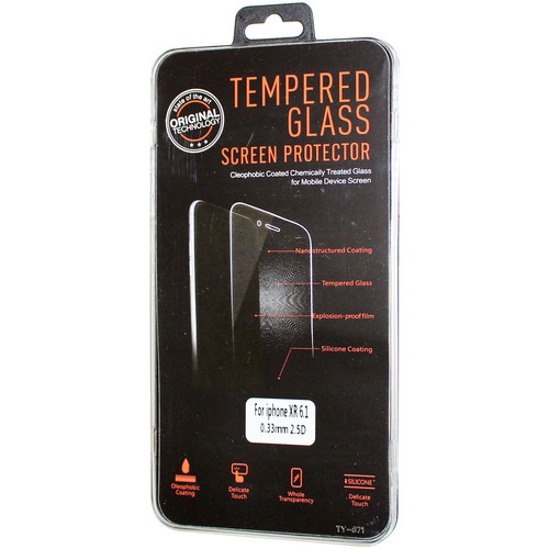 Tera Grand Tempered Glass Screen Protector for iPhone XR