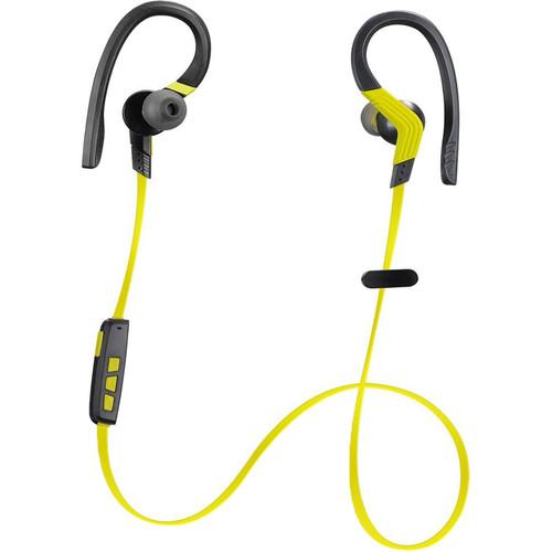 Tera Grand Bluetooth 4.1 Wireless Sport In-Ear Headphones (Yellow)