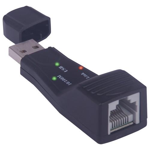 Tera Grand USB 2.0 to RJ-45 Fast Ethernet Converter