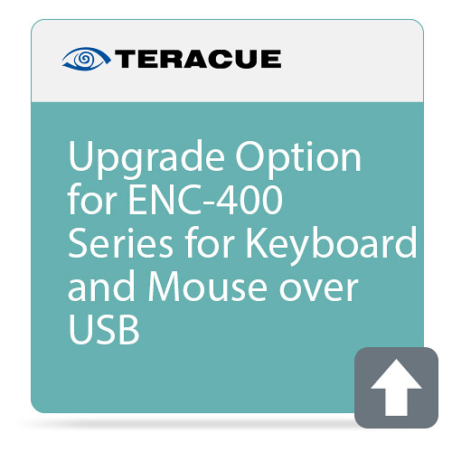 Teracue Keyboard and Mouse Over USB Upgrade for ENC-400 Series