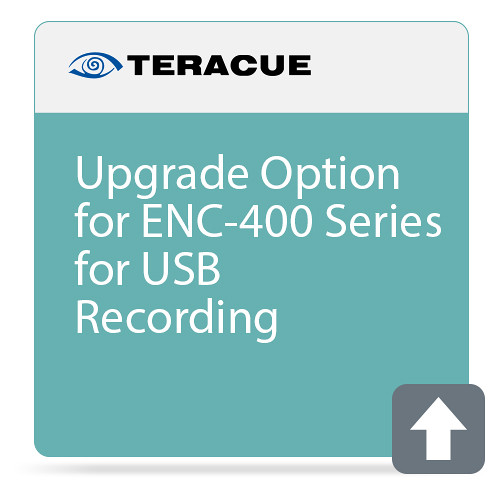Teracue USB Recording Upgrade for ENC-400 Series