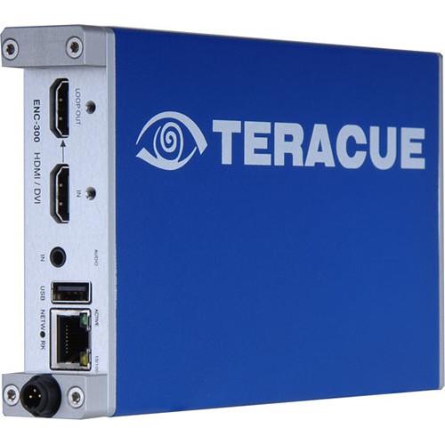 Teracue ENC-300-DVI H.264 MPEG-4 AVC HD/SD Encoder Blade
