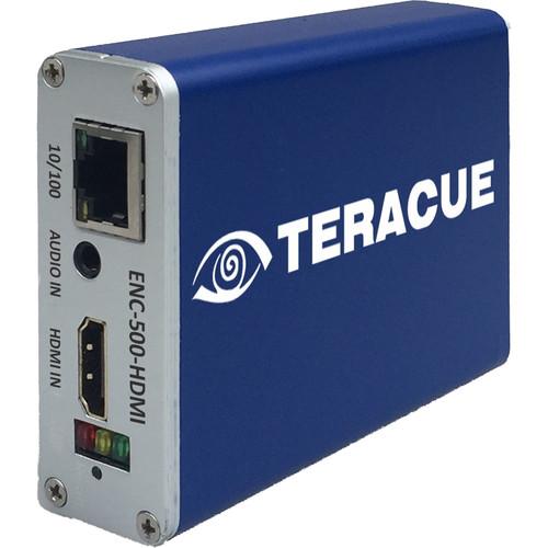 Teracue ENC-500 HD/SD H.265 (HEVC) & H.264 Portable Encoder