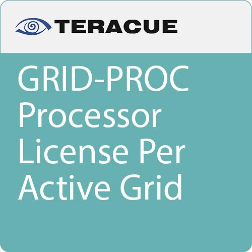 Teracue GRID-PROC Processor License Per Active Grid Processor