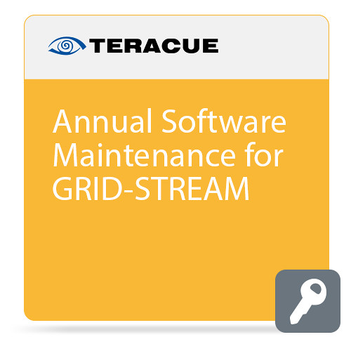 Teracue Annual Software Maintenance for ICUE-GRID-STREAM