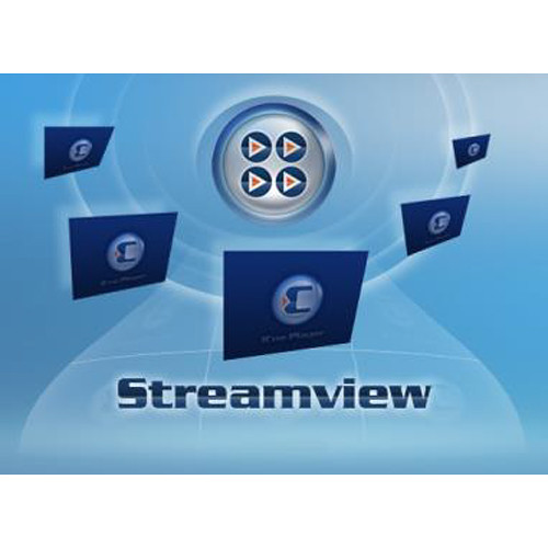 Teracue StreamViewer Decoding & Single-Input Stream Display Software