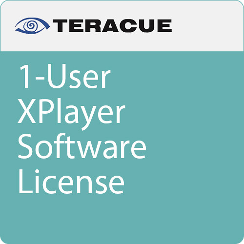 Teracue 1-User XPlayer Software License