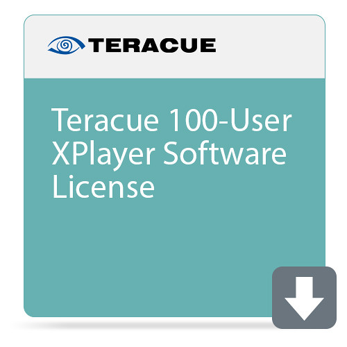 Teracue 100-User XPlayer Software License