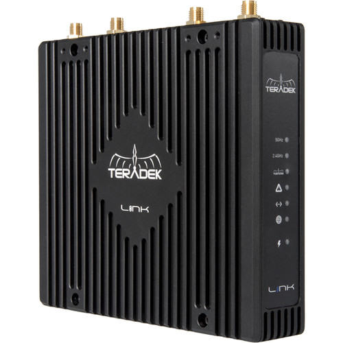 Teradek Link Dual-Band Wi-Fi Router (Gold Mount)