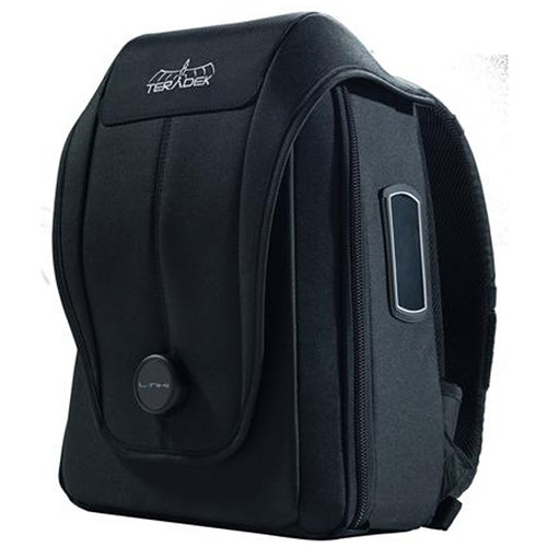 Teradek Link Pro Wireless Access Point Router Backpack with 4 North America Nodes (GoldMount)