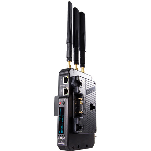 Teradek Beam Receiver with Gold Mount