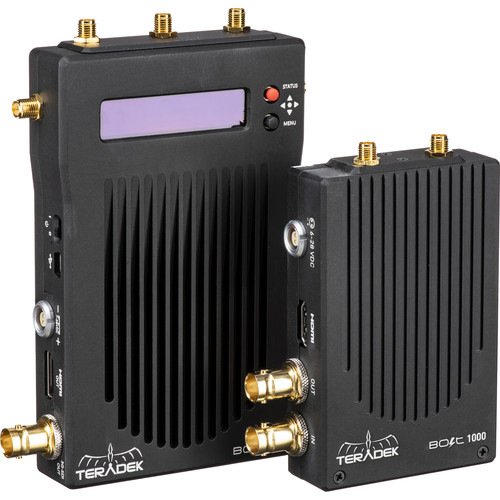 Bolt 955 Bolt 1000 HD-SDI Wire